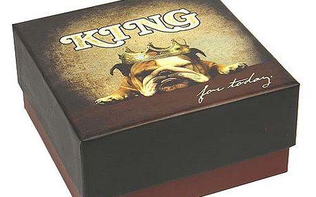 Music - Box Hudební krabička Music-Box 01_King for today