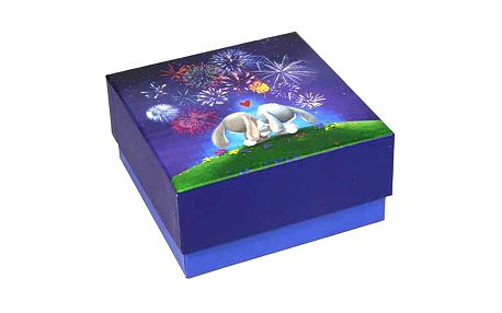 Music - Box Hudební krabička Music-Box 03_ohňostroj