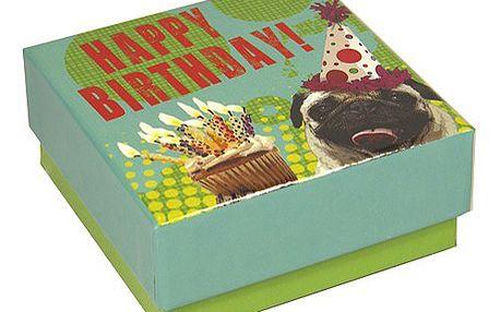 Music - Box Hudební krabička Music-Box 07_Happy Birthday dort