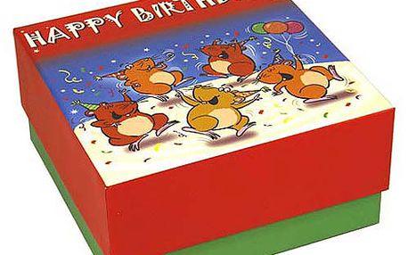 Music - Box Hudební krabička Music-Box 02_Happy Birthday party