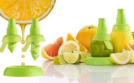 Novinka v kuchyních! Rozprašovač šťávy Citrus Sprej