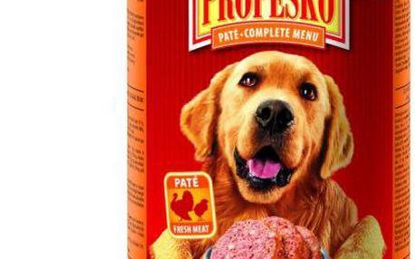 Propesko pate pes kuře+krůta 24 x 415 g