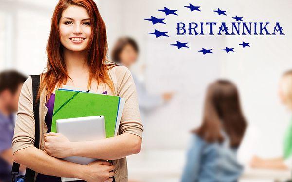 Intenzivní jazykové kurzy – celkem 16 lekcí pro začátečníky i pokročilé