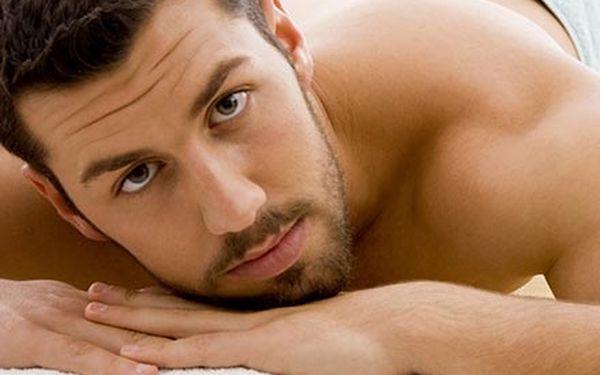 Celotělová masáž s prvky tantry pro muže v jedineč...