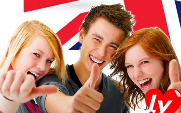 Špičkové kurzy angličtiny od 399 Kč!