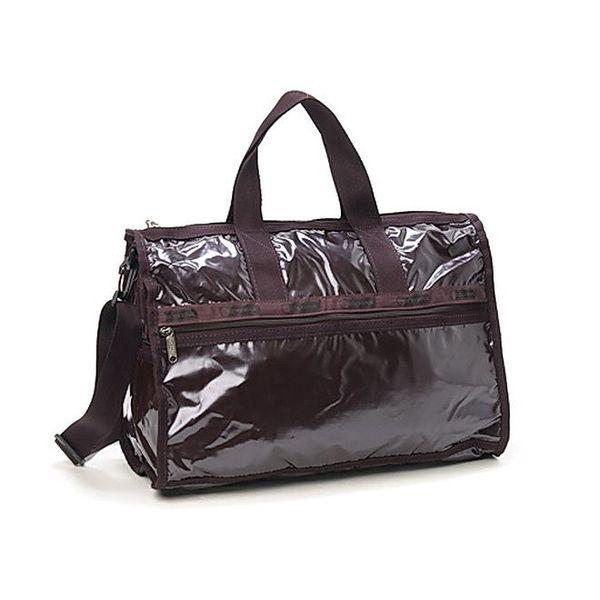 Dámská lilková cestovní taška LeSportsac