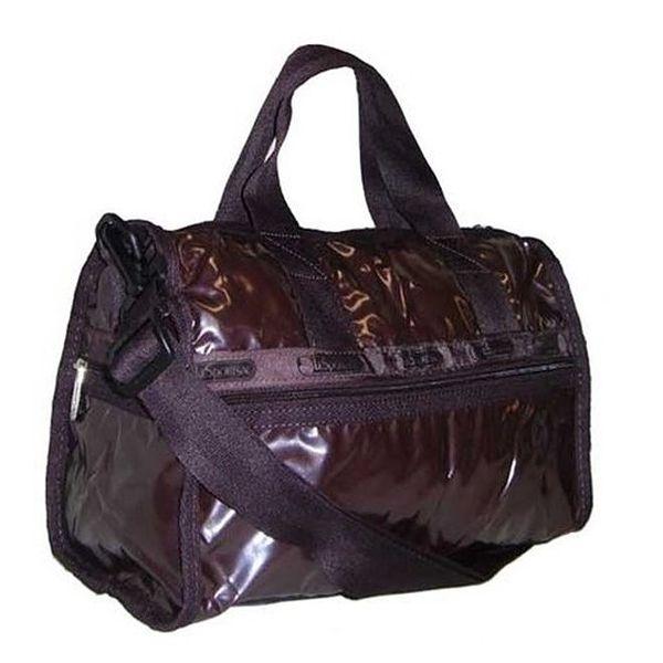 Lilková víkendová taška LeSportsac