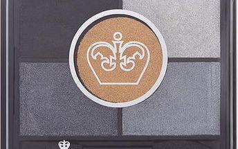 Rimmel London Glam Eyes HD 5-Colour Eye Shadow 3,8g Oční stíny W - Odstín 024 Pinkadilly Circus