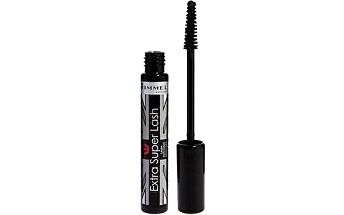Rimmel London Mascara Extra Super Lash 8ml Řasenka W - Odstín 102 Brown Black