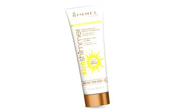 Rimmel London Sun Shimmer Instant Tan Remover 125ml Samoopalovací přípravek W