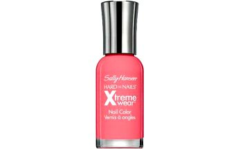 Sally Hansen Hard As Nails Xtreme Wear Nail Color 11,8ml Lak na nehty W Zpevňující lak na nehty - Odstín 490 First Blush