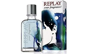 Replay your fragrance! 75ml EDT M