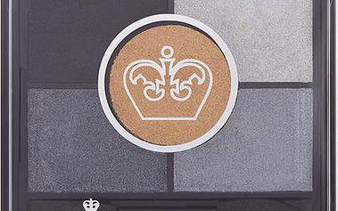 Rimmel London Glam Eyes HD 5-Colour Eye Shadow 3,8g Oční stíny W - Odstín 023 Foggy Grey