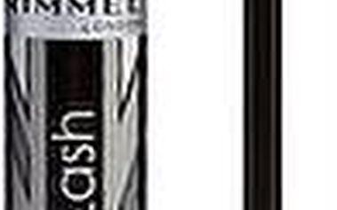 Rimmel London Mascara Extra Super Lash 8ml Řasenka W - Odstín 101 Black