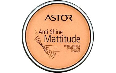 Astor Anti Shine Mattitude Powder 14g Make-up W - Odstín 004