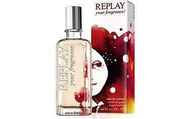 Replay your fragrance! 60ml EDT W