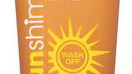 Rimmel London Sun Shimmer Instant Tan 125ml Samoopalovací přípravek W - Odstín Light Shimmer