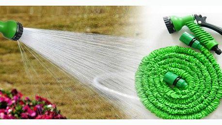 Vyjímečně lehká a flexibilní zahradní hadice za neuvěřitelných 389 Kč pro snadnou údržbu vaší zeleně!