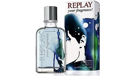 Replay your fragrance! 50ml EDT M