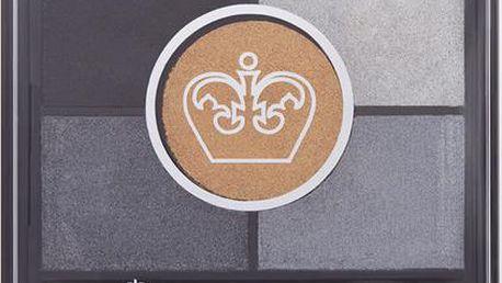 Rimmel London Glam Eyes HD 5-Colour Eye Shadow 3,8g Oční stíny W - Odstín 025 Victoria´s Purple