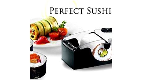 domácí sushi Perfect Roll