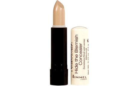 Rimmel London Hide The Blemish Concealer Stick 4,5g Make-up W - Odstín 001 Ivory