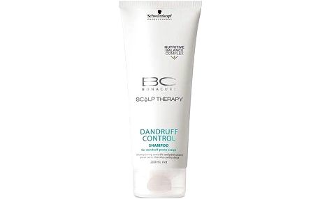 Schwarzkopf BC Bonacure Scalp Therapy Dandruff Control Shampoo 200ml Šampon na normální vlasy W Šampon proti lupům