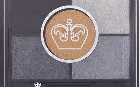 Rimmel London Glam Eyes HD 5-Colour Eye Shadow 3,8g Oční stíny W - Odstín 022 Brixton Brown