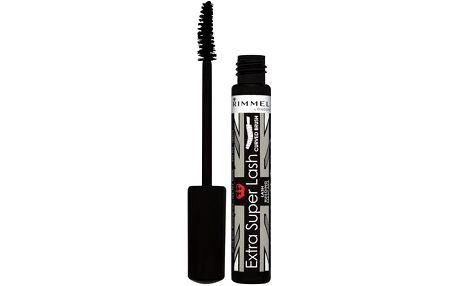 Rimmel London Mascara Extra Super Lash Curved Brush 8ml Řasenka W - Odstín Black