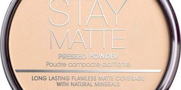 Rimmel London Stay Matte Long Lasting Pressed Powder 14g Make-up W - Odstín 003 Peach Glow