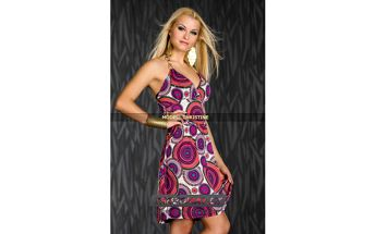 Šaty s rozšířenou sukní