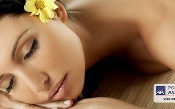 Zdravotní masáž šíje a zad s prohřátí masírovaných partií + regenerací reflexních bodů celého organizmu na stopách. Nenechte se omezovat bolestí!