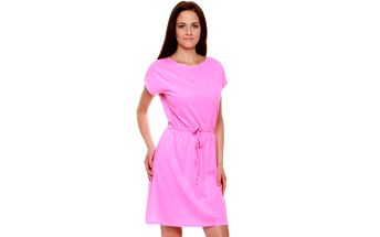 Vzdušné dámské šaty oblíbené módní značky s.Oliver