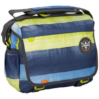 Dámská žluto-modrá taška Chiemsee