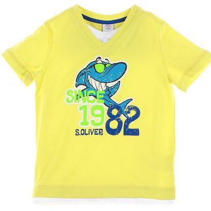 s.Oliver 324531_404 110 žlutá