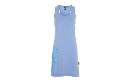 Dámské světle modré tílkové šaty Rejoice