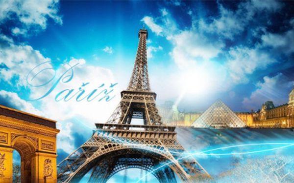 Navštivte s námi PAŘÍŽ jen za 1 998 Kč v termínu 30.6 - 3.7.2014! DOPRAVA autobusem, PROHLÍDKY S PRŮVODCEM, UBYTOVÁNÍ V HOTELU a pojištění zájezdu v ceně! Poznejte s námi kouzlo Paříže se slevou 50%! Poslední volná místa !