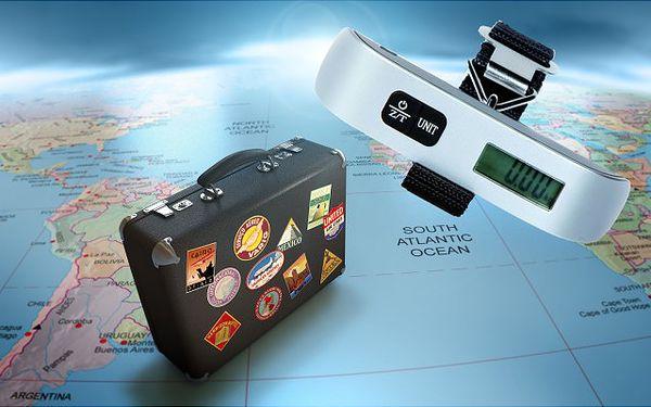 Cestovní váha na kufry!