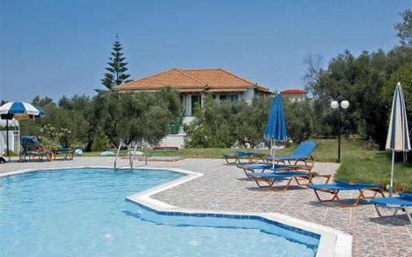Řecko, oblast Zakynthos, bez stravy, ubytování v 1* hotelu na 11 dní