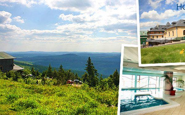 Aktivní dovolená i lenošení v Krušných horách