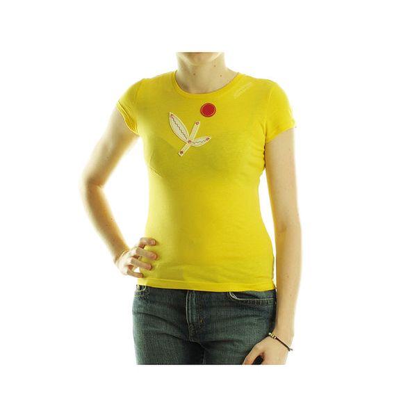 Dámske žlté tričko Custo Barcelona