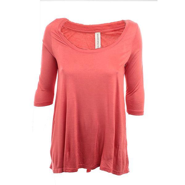 Dámské korálové tričko Next (12Pet)