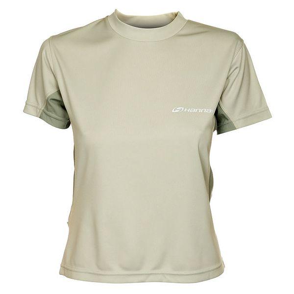 Dámské světle šedé tričko Hannah