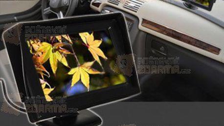 TFT LCD 4,3 displej pro couvací kameru a poštovné ZDARMA! - 16010397