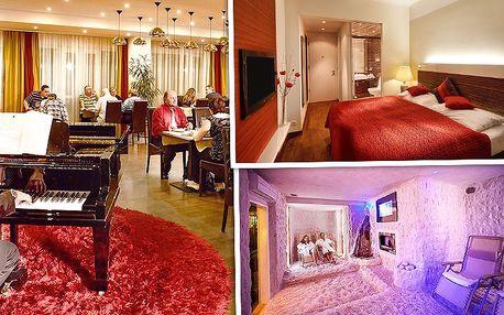 3denní wellness relaxace v hotelu Alice**** v Karlových Varech pro 1 osobu