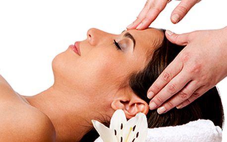 INDICKÁ masáž hlavy + ANTISTRESOVÁ masáž, přinese Vám úlevu při bolestech a napětí ve svalech krku i ramen!