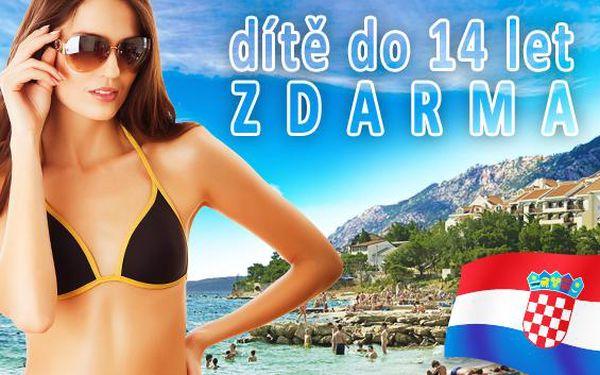 Chorvatsko v luxusním hotelu s All inclusive jen 50 m u moře. All inclusive letní dovolená v milovaném Chorvatsku pro 1 osobu na 7 nocí v 3* hotelu Zagreb s bazény. Vypravte se za sluncem na Jadran za bezkonkurenční cenu!