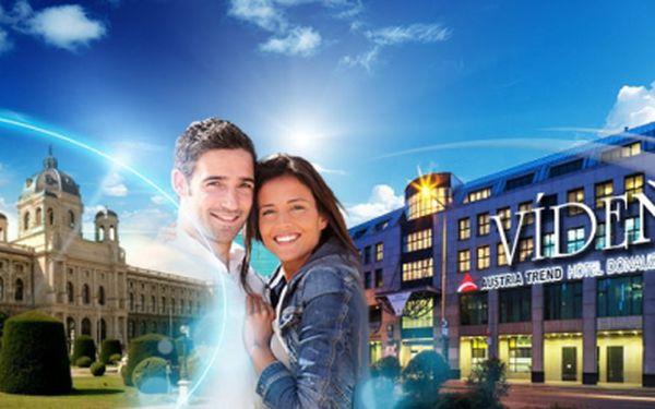 VÍDEŇ, město Mozarta, opery a umění! Přijeďte si užít romantickou dovolenou! 3DENNÍ pobyt ve 4* hotelu včetně SNÍDANÍ Vás vyjde jen na 3890 Kč pro 2 osoby! Vyrazte poznávat historické město plné památek, zámků, kostelů a kultury!