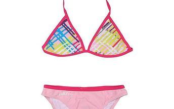 Dámské barevné dvoudílné plavky Authority