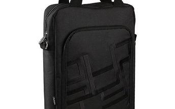 Černá unisex taška Authority